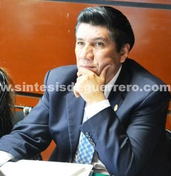 Mario Moreno Arcos es nuevo delegado del ISSSTE en Guerrero