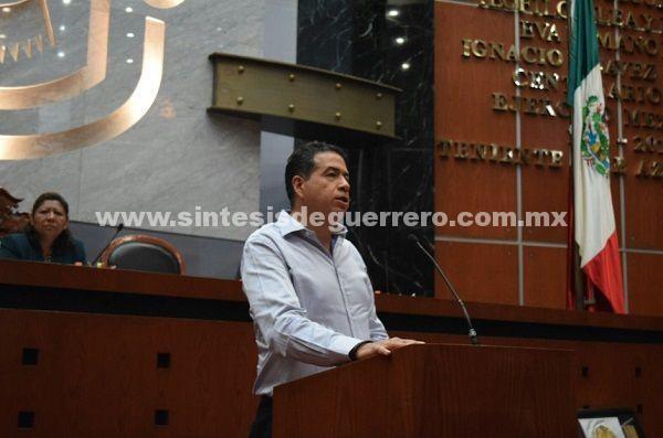 Diputados de MC propusieron reformar la Constitución Política para hacer efectiva la justicia indígena