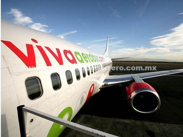 Viva Aerobus inaugura vuelo de la Ciudad de México – Ixtapa Zihuatanejo