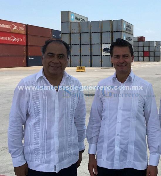 Mayor competitividad y productividad en el campo de Guerrero interés de Peña y Astudillo