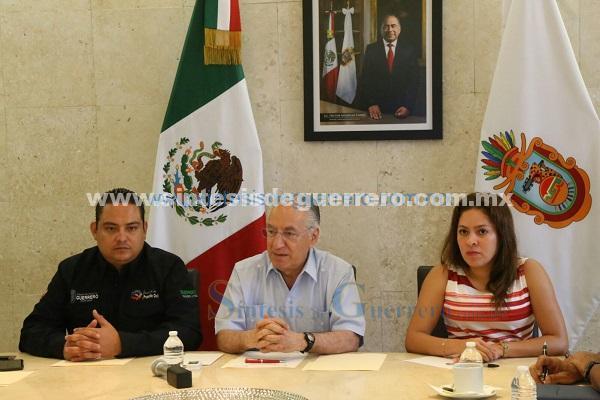 SPCGRO ACTIVA PROTOCOLOS DE PREVENCIÓN POR SISMO DE MAGNITUD 5.1 CON EPICENTRO EN MUNICIPIO DE OMETEPEC