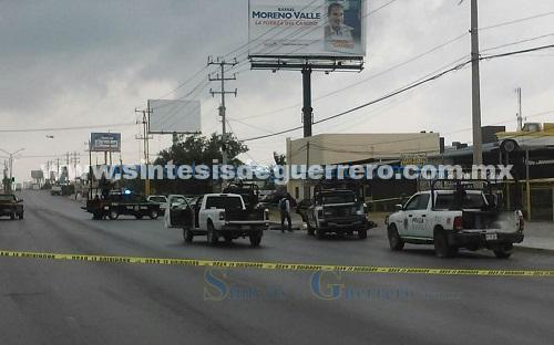 Violencia en Reynosa deja 7 muertos