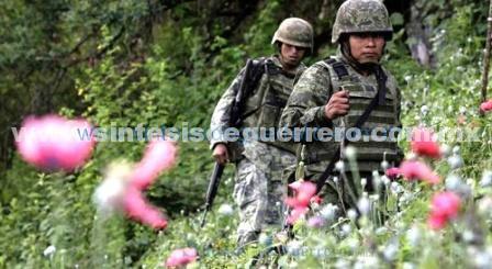 Inclusión en lista negra de grupo traficante de heroína de México indicaría cambios en estrategia de EEUU
