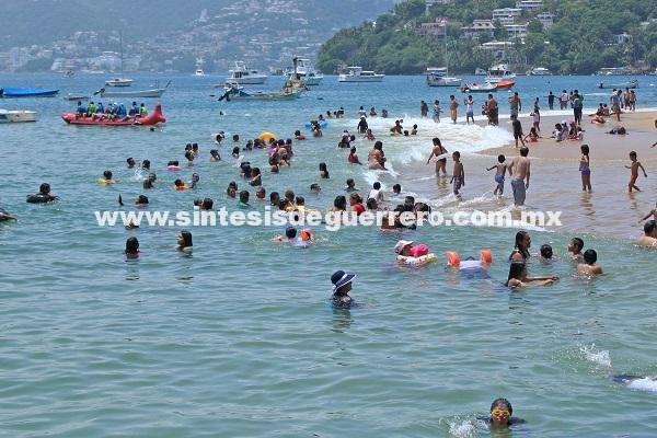 Alcanza Acapulco Diamante 66.5 por ciento de ocupación hotelera