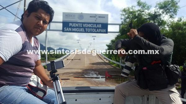 """Logran reporteros, primeras imágenes de """"La Gavia"""", búnker del Tequilero"""