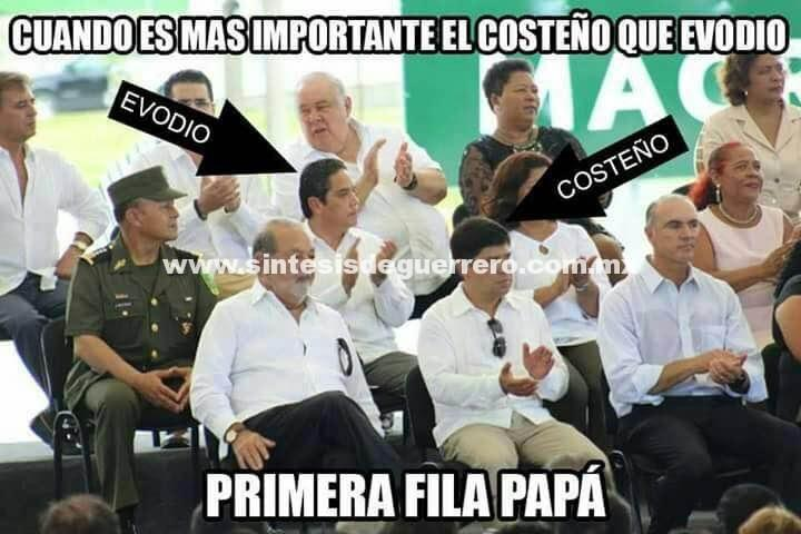 De Frente. Evodio Velásquez, víctima de un presidente aporófabo (*)