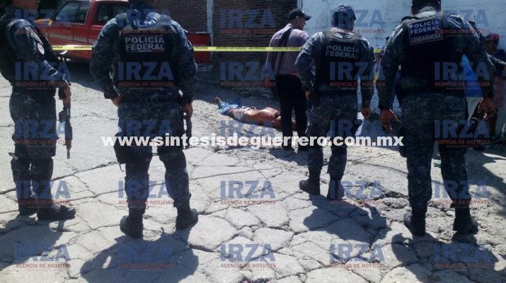 Lo persiguen y ejecutan en la colonia Brisas del Mar, en Acapulco