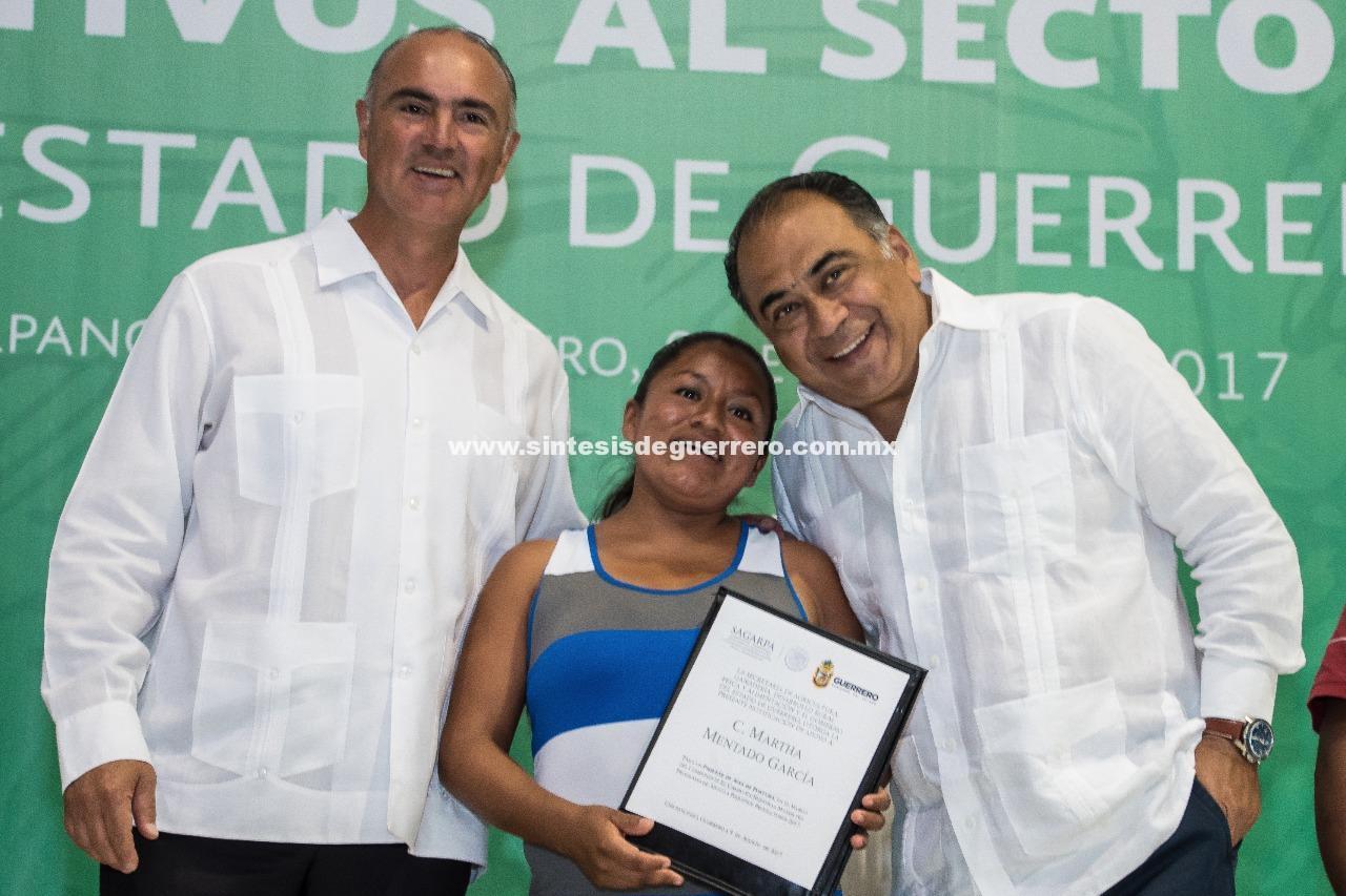 Inversión histórica superior a los 2 mil millones de pesos entre la Federación y el Estado para Guerrero en el 2017