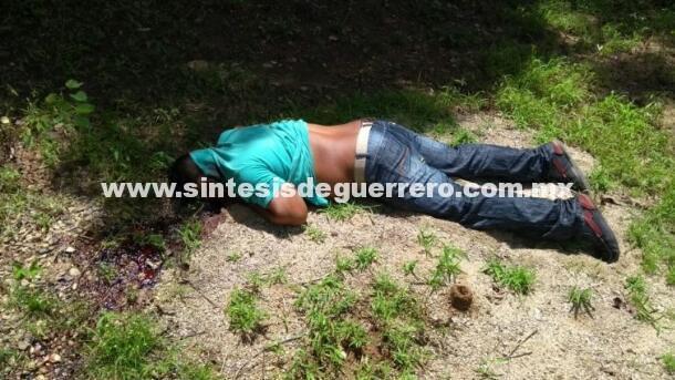"""Asesinan a una persona del sexo masculino y dejan su cadáver abandonado en """"Las Antenas"""""""
