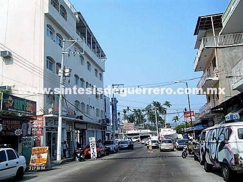 Lo ejecutan en céntrica calle de Acapulco