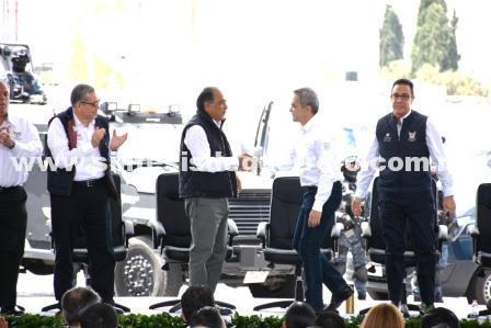 El reto de seguridad en todo el país es de todos los días: Héctor Astudillo