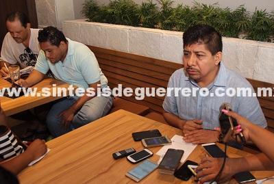 Elecciones de delegados se realizaron sin incidentes: Meza