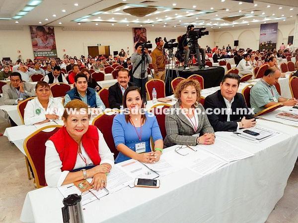 Destacados priistas de Guerrero con propuestas a las cinco mesas Temáticas rumbo a la XXII Asamblea Nacional Ordinaria del PRI