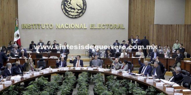 INE prevé solicitar 25 mil mdp; el presupuesto más alto en toda su historia