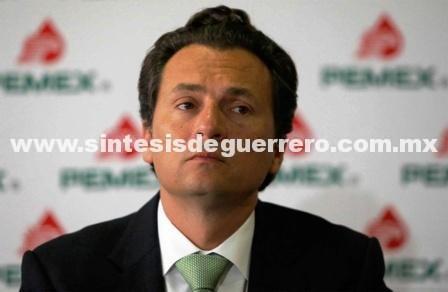 Libra Emilio Lozoya a la PGR
