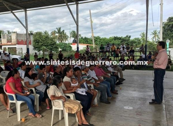 Queremos un Acapulco limpio y seguro: Ricardo Mejía Berdeja