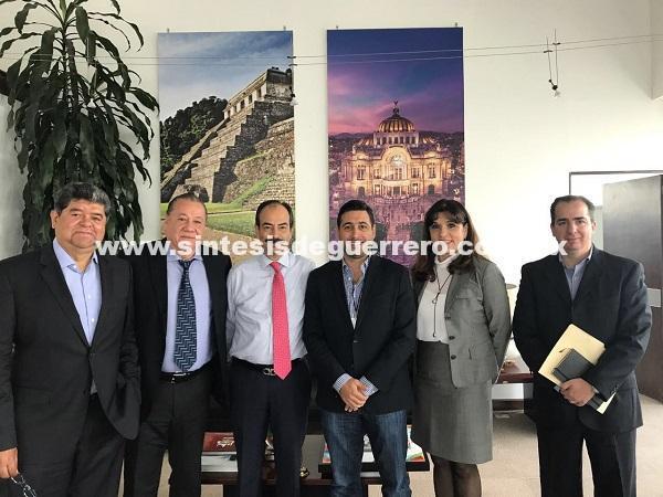 Confirma Guerrero asistencia a la reunión de cruceros del caribe y florida a efectuarse en Yucatán