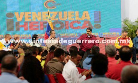 Se instala Asamblea Constituyente en Venezuela, integrada sólo por chavistas