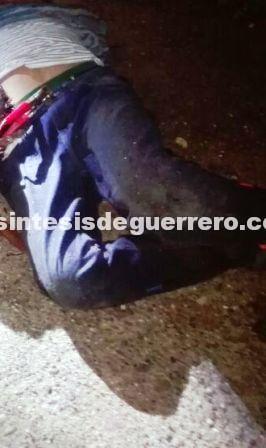 Asesinan a tres hombres en Acapulco