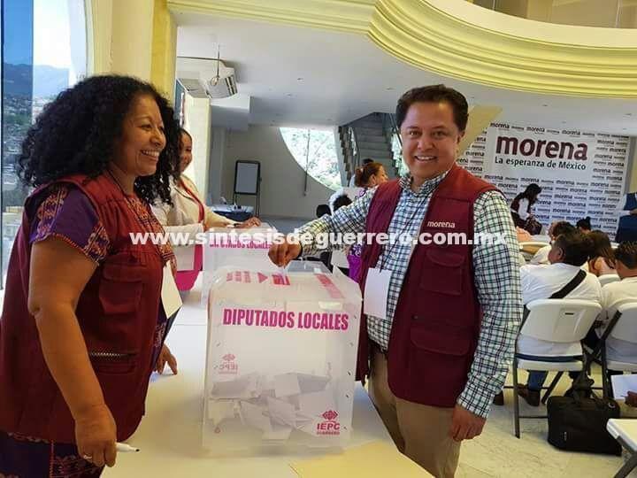 Selecciona Morena terna para elegir coordinadores estatales de organización