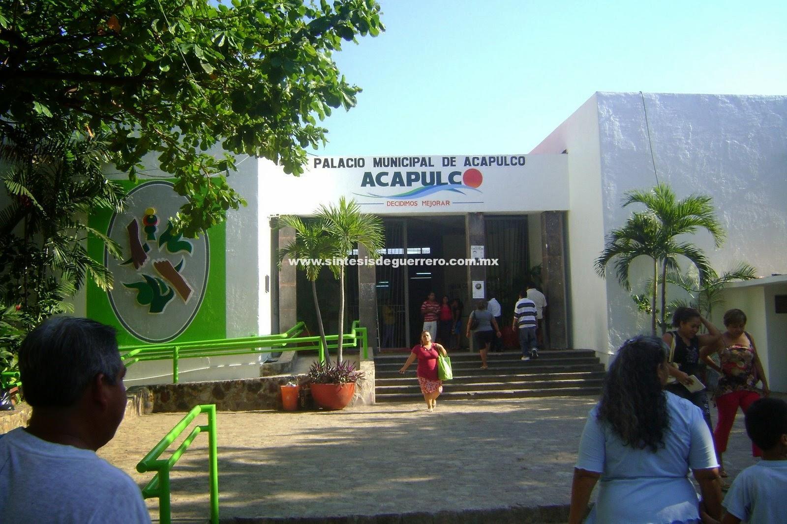 Corto circuito deja sin energía eléctrica al Palacio Municipal Papagayo