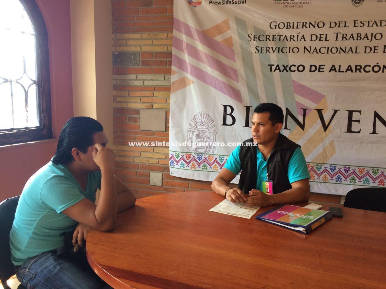El Gobierno de Guerrero con Un Día por el Empleo y 'Movilidad Laboral, continúan beneficiando a mas guerrerenses