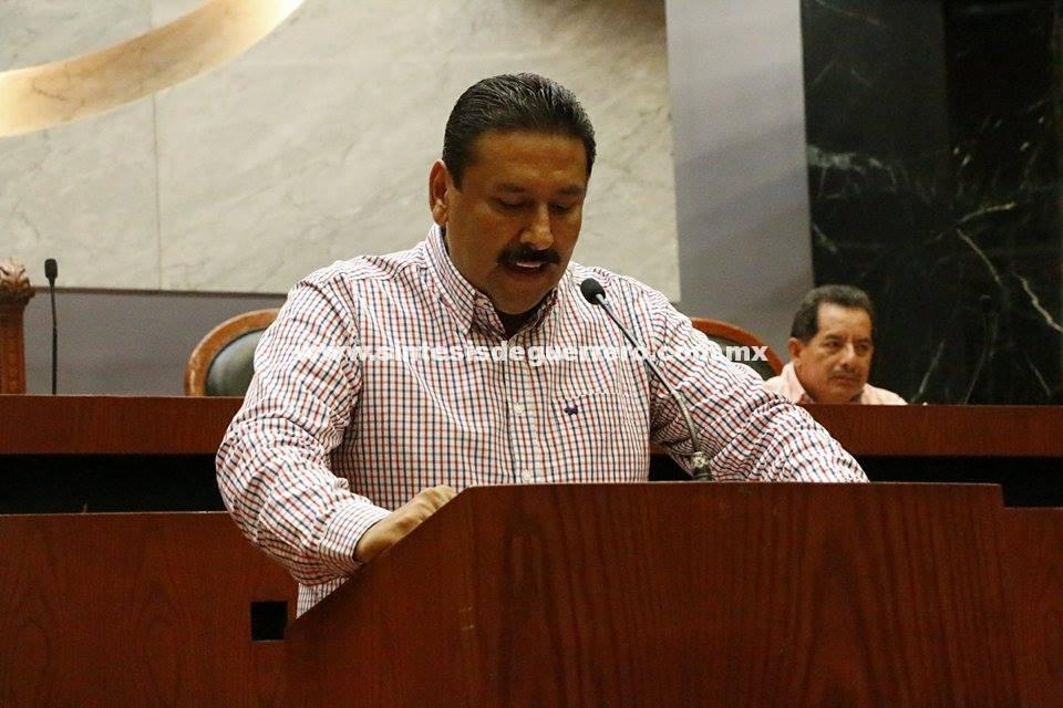 Propone el diputado Cuauhtémoc Salgado crear una dirección de Atención a Personas con discapacidad
