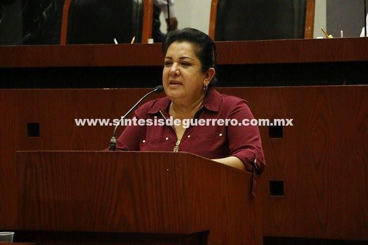 Flor Añorve Ocampo, resaltó que deja finanzas sanas en el Congreso del Estado de Guerrero.