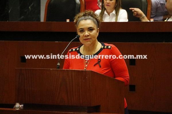 Propone la diputada Eloísa Hernández Ley de becas en apoyo a estudiantes de nivel medio superior
