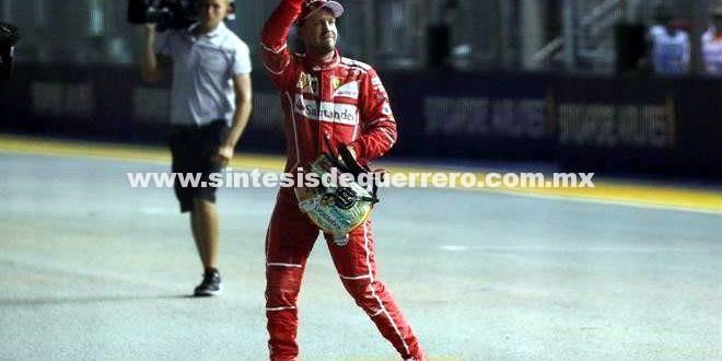 Consigue Sebastian Vettel pole position