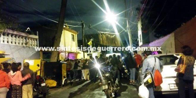 Asesinan a tres personas en Coyoacán