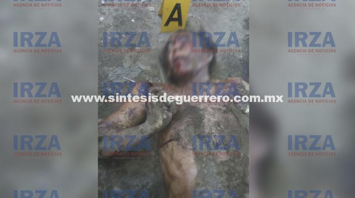 Lo hallan muerto a golpes en una casa de Granjas del Marqués, en Acapulco