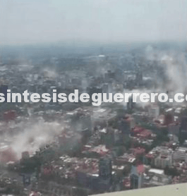 Confirma Protección Civil que suman 195 muertos por sismo