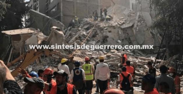 BJ, Iztapalapa, Coyoacán y Cuauhtémoc; las delegaciones más dañadas