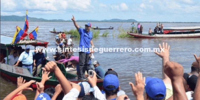 Capriles condena que gobierno de Maduro rechace ayuda humanitaria