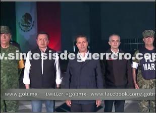 Continúa apoyo para Oaxaca y Chiapas; en CDMX apoyan 10 mil elementos: Osorio Chong