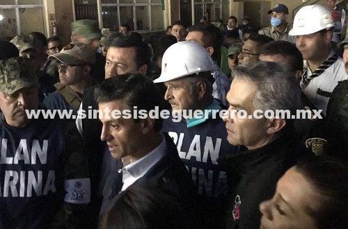 Reportan 12 niños muertos en colegio Enrique Rebsamen en CDMX