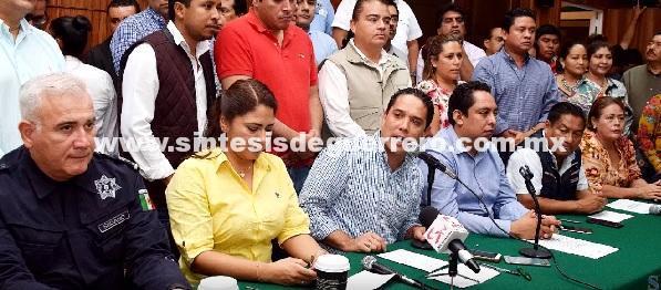 (Video) Gobierno de Acapulco y ciudadanos brindarán apoyo aafectados por sismo