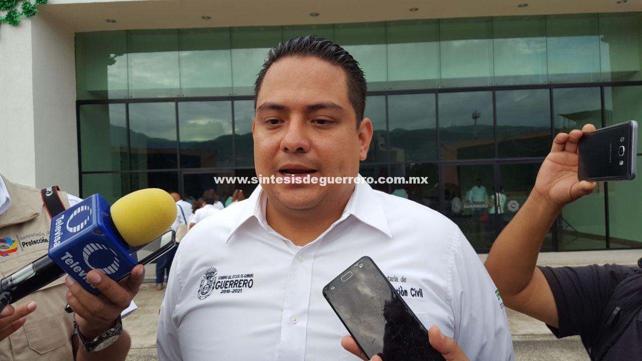 Van más de 400 viviendas afectadas por lluvias en lo que va de la temporada: PC-Guerrero
