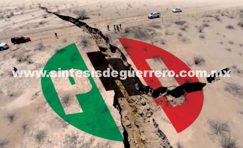 PRI presentó denuncia en contra del presidente municipal de Acapulco, Evodio Velázquez Aguirre