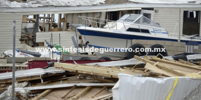Trump declara situación de desastre en Puerto Rico por huracán 'Irma'