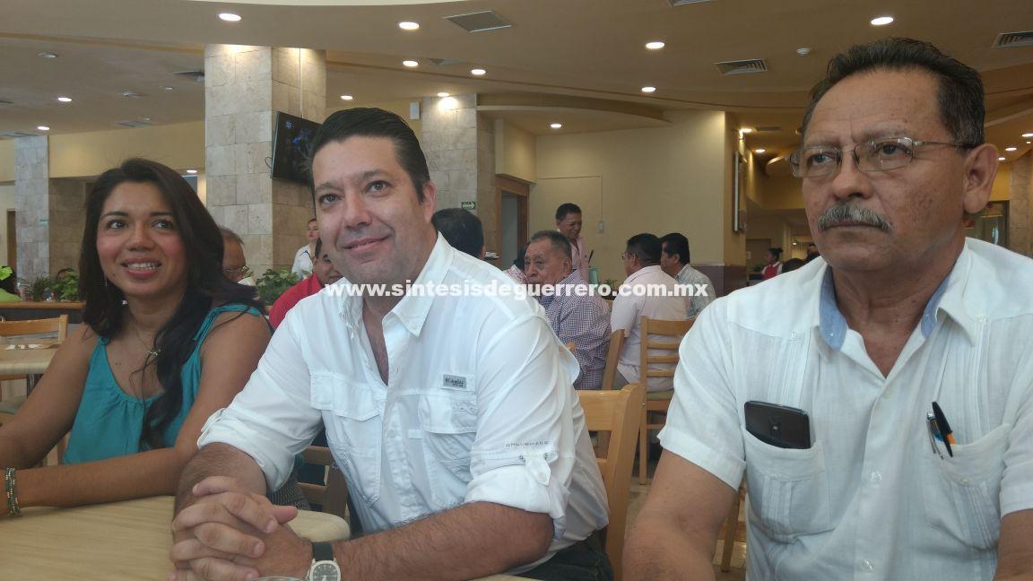 (Video) Comienzan diálogo PANAL y Rubén Figueroa Smutny con miras a la elección del 2018