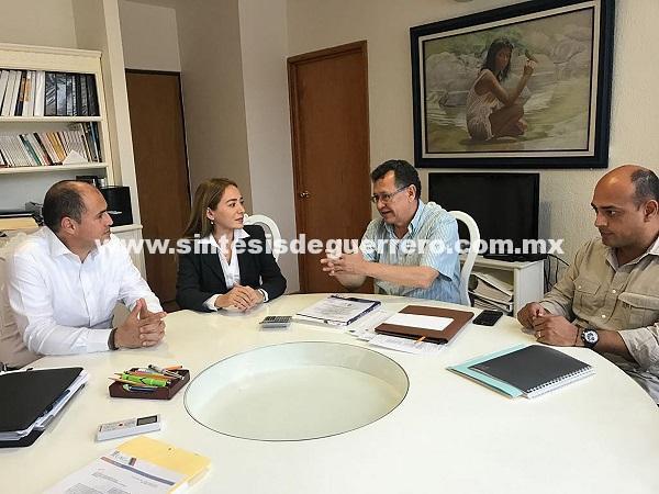 Presenta la UAGro el proyecto de presupuesto 2018, al gobierno del estado