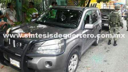 Pánico por balacera en Zihuatanejo