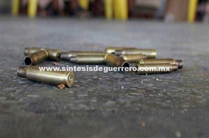 """""""Levantan"""" y ejecutan a tres hermanos en Quechultenango"""