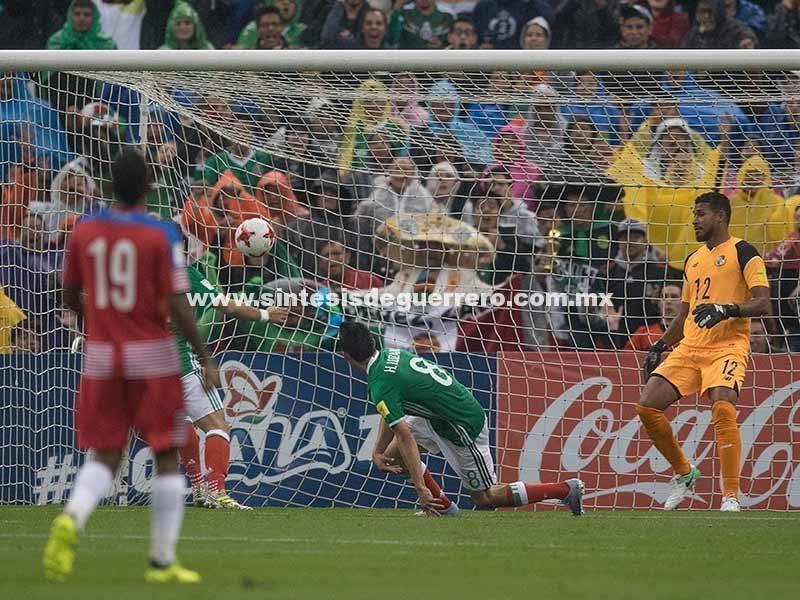 ¡México va al Mundial! 'Chucky' le da el pase