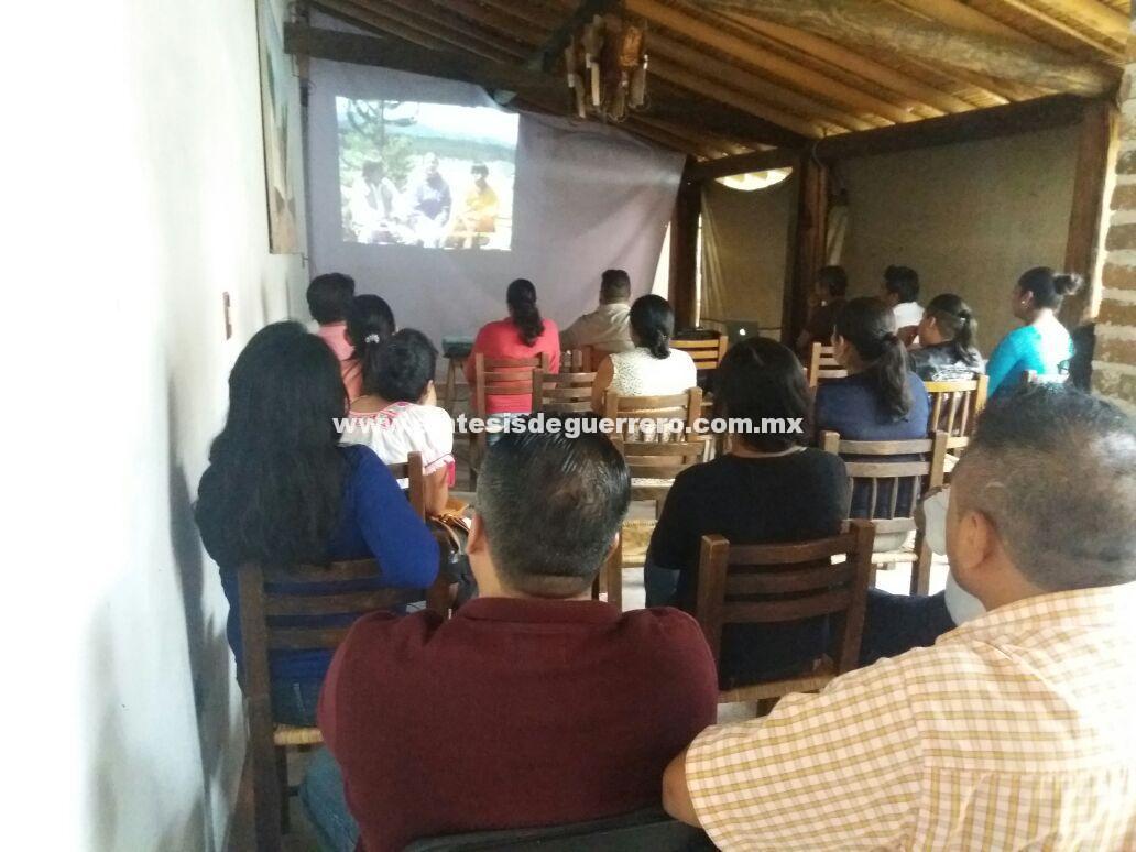 Presentan muestra de cine y video indígena en Chilapa