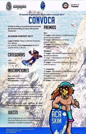 Guerrero, importante destino del turismo deportivo