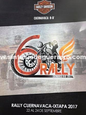 Recibirá Zihuatanejo a mil 500 motociclistas de Harley Davidson