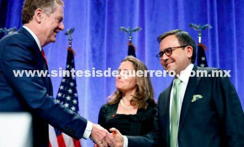 Se lleva a cabo en México segundo día de renegociación del TLCAN